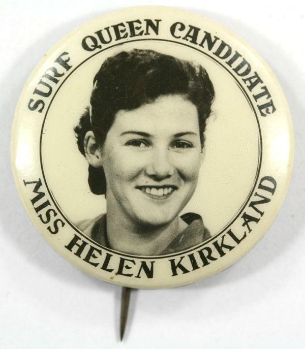 Surf Queen Candidate - Miss Helen Kirkland