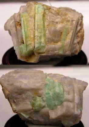 Rocks và Khoáng sản ngọc lục bảo việt nam