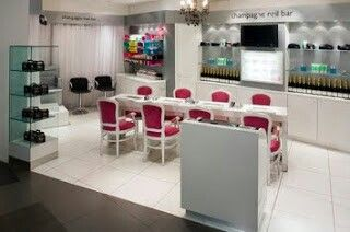 14 Best Cool Nail Salons Images On Pinterest | Manicures Nail Salons And Lounges