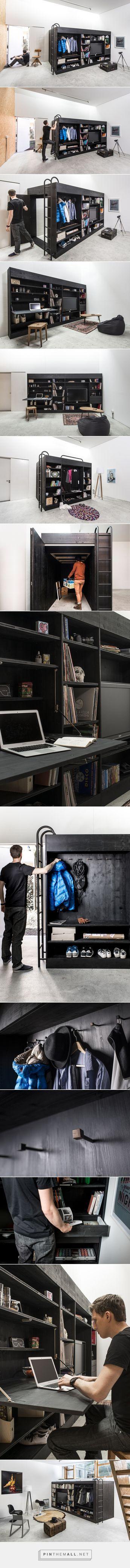 ELEMENTS Modular Furniture by Till Könneker » Yanko Design - created via http://pinthemall.net