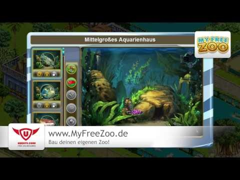 Die Aquarienhäuser sind die größten Erweiterungen für das kostenlose Browsergame My Free Zoo und selbstverständlich haben wir für euch hier auch ein Video! Viel Spaß beim Schauen!      Kompletter Post: http://mmorpg.de/videos/video-zur-groessten-erweiterung-in-my-free-zoo/