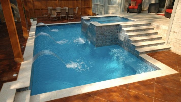 25 Best Ideas About Fiberglass Pools For Sale On Pinterest Inground Pools For Sale