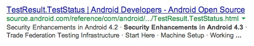 Android 4.3 Upcoming Release Confirmed, Update Appeared Briefly at Google Search Results - International Business Times http://au.ibtimes.com/articles/468049/20130516/android-4-3-upcoming-release-update.htm#.UZVd6Upz5Ig