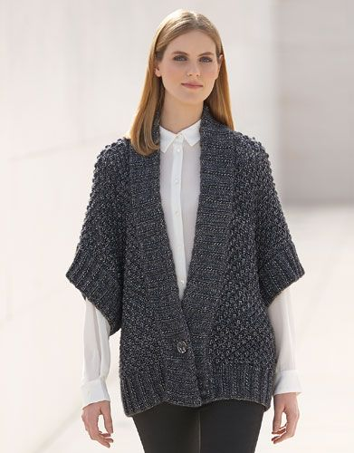 Book Woman Concept 1 Autumn / Winter   10: Woman Jacket   Dark grey