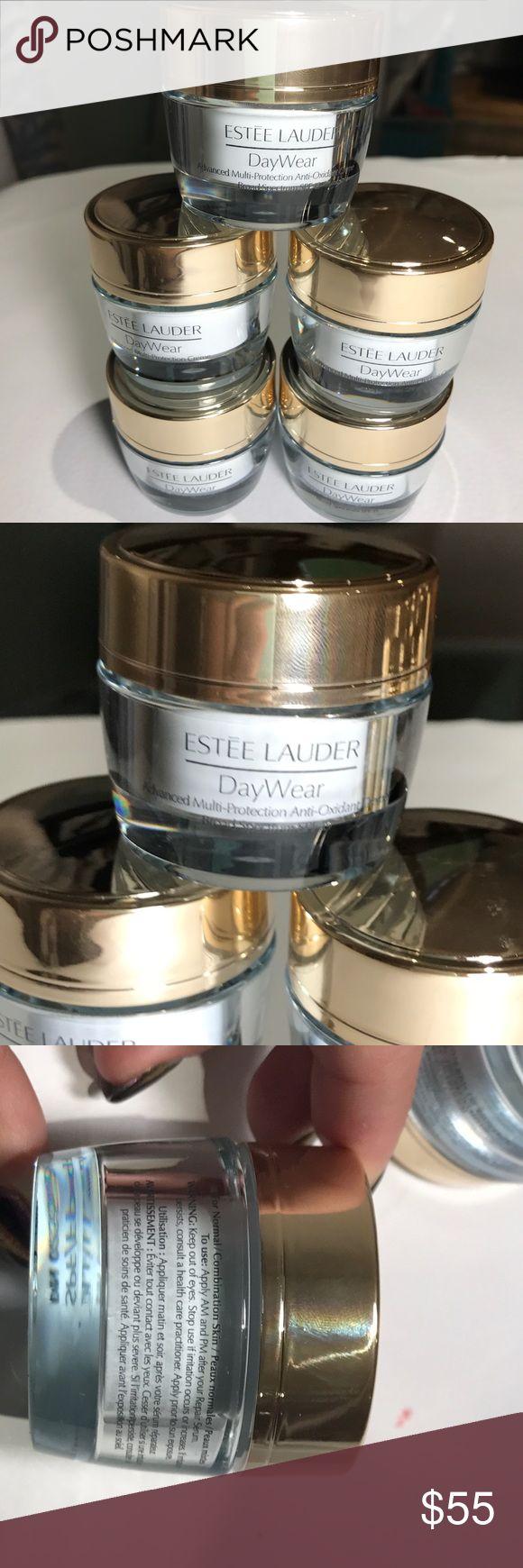 Estée Lauder Day Wear Advanced multi-protection Estée Lauder Day Wear Advanced multi-protection bundle of 5 bottles .5 fl oz each Estee Lauder Makeup Face Primer