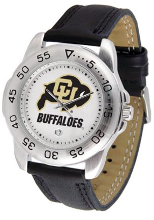 Colorado Buffaloes Gameday Sport Men's Watch by Suntime