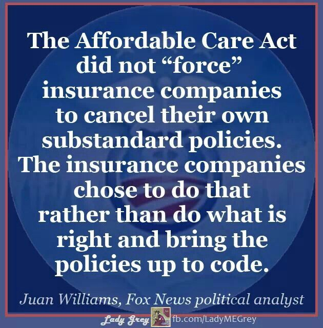 Believe it, it IS the truth. This is exactly what happened.  Big Insurance does not want you to believe the ACA will work.  The ACA's sole purpose is to REGULATE Big Insurance.  So they will do anything to keep the American People ignorant of the good that will come through the ACA.  Anyone telling you otherwise is lying, plain and simple.  Do your homework.