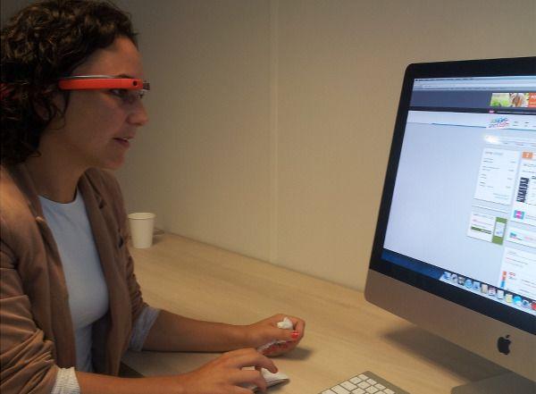 Voyages-SNCF teste les Google Glass pour son service client