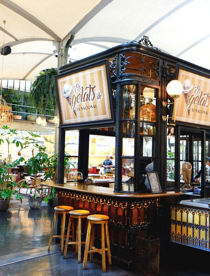 Barcelona Restaurant El Nacional - Passeig de Gràcia, 24 Bis 08007 Barcelona | waseigenes.com