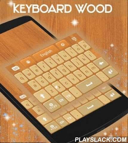 Wood Keyboard Go Theme  Android App - playslack.com ,  Wood-toetsenbord GO thema is nu beschikbaar! We zijn erg trots om het te presenteren !- Met slechts 3 stappen die u moet dit thema geïnstalleerd op je telefoon : open , drukt u op 'Set Actieve Thema ' knop en kies het thema in de lijst !- We namen 6 screenshots voor jullie , om te zien hoe geweldig dit ontwerp is !- GO Keyboard is vereist, maar als je het niet hebt geïnstalleerd al op uw apparaat het thema zal automatisch de…