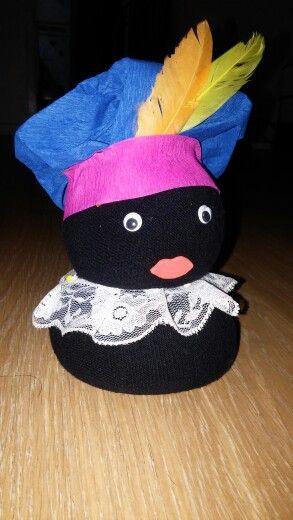 Zwarte Piet sok
