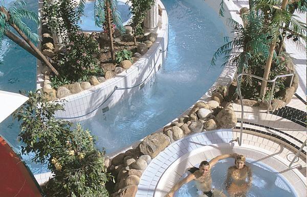 Rantasipi Tropiclandia Spa Hotel, Vaasa Ostrobothnia province of Western Finland.- Pohjanmaa - Österbotten