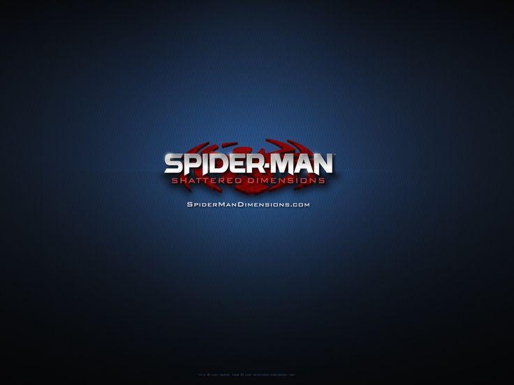 HQ Definition Wallpaper Desktop spider man shattered dimensions