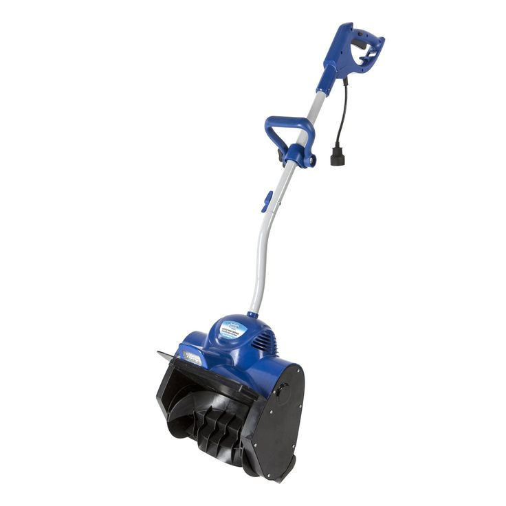 Have to have it. Snow Joe Plus 12 in. 10 Amp Electric Snow Shovel with Light - $119.98 @hayneedle Santa says this has your name on it, Steve! That polar vortex is no match for you and a mini snowblower! Get out those mittens, Babes!