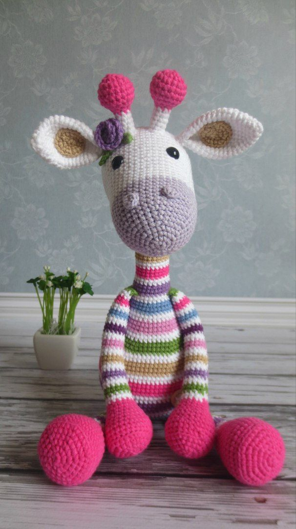 Natalia's Crochet Toys 03 | VK
