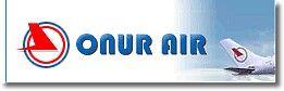 onur air Logo