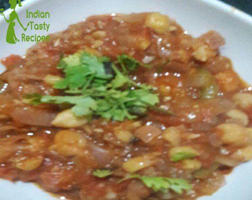 chana masala curry