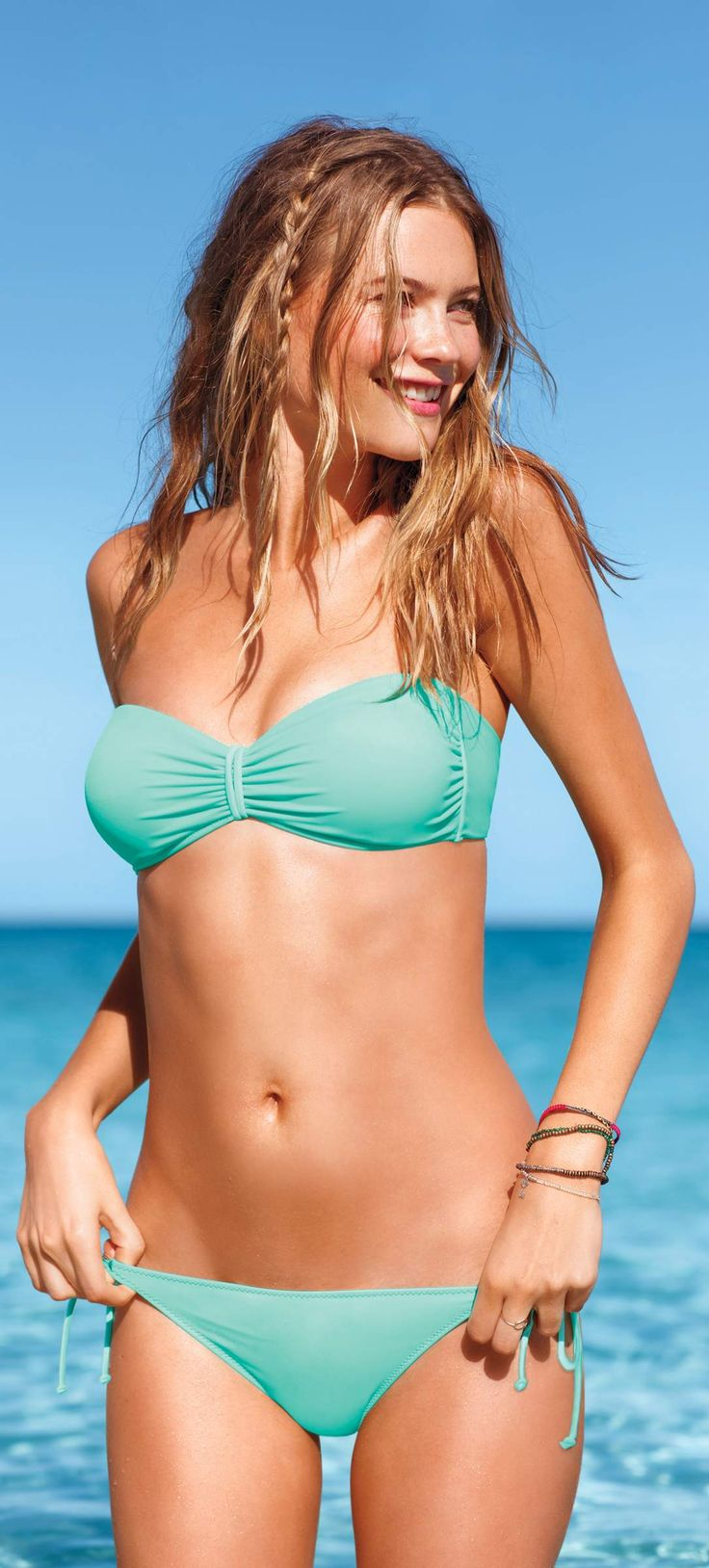 Victoria's Secret Swim Lookbook 1 - Style Estate -