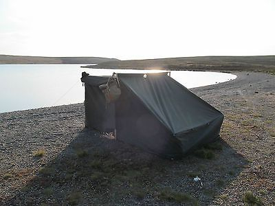#Baker campfire #tent, family size, #canvas #tent, canoeing, camping, bushcraft,  View more on the LINK: http://www.zeppy.io/product/gb/2/252234415572/