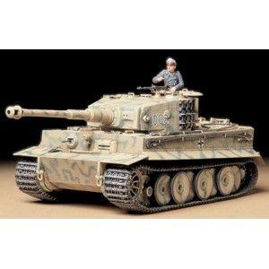 Tamiya German Tiger I Mid production 1:35
