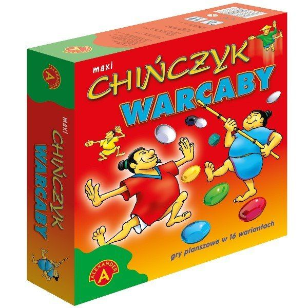 Chinczyk Warcaby Maxi Cereal Pops Pops Cereal Box Box