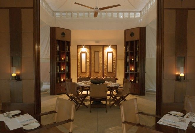 Aman-i-Khás hotel Overview - Ranthambore National Park - Rajasthan - India - Smith hotels