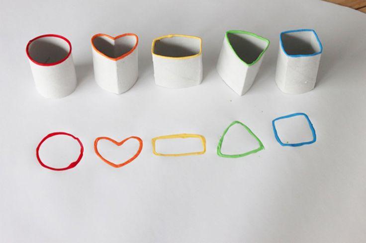 Wc-rollen zijn misschien wel het leukste materiaal om mee te knutselen, maak het coolste speelgoed en de tofste DIY figuren van wc-rollen.