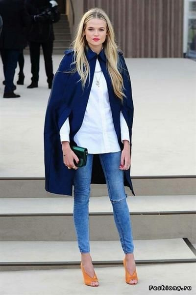 Эвелина про джинсы