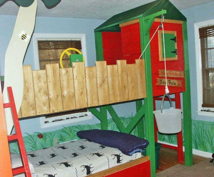 64 Best Bunk Beds Images On Pinterest Bunk Beds High