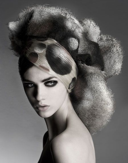 Avant-Garde Hair Gallery | 2009 avant garde hair style picture image search results