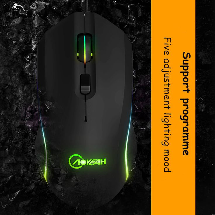 1、Ergonomic design, suitable for different hands        2、Seven color coloured glaze backlit, more dazzle colour in night  3、Professional game grade photoelectric engine chip(spcp6681), positioning precision   4、500HZ high return MCU chip, data transmission more stable  5、A key DPI Settings, cyclic adjusting  #gaming #fashion mouse#mice#mechanical mouse#programme