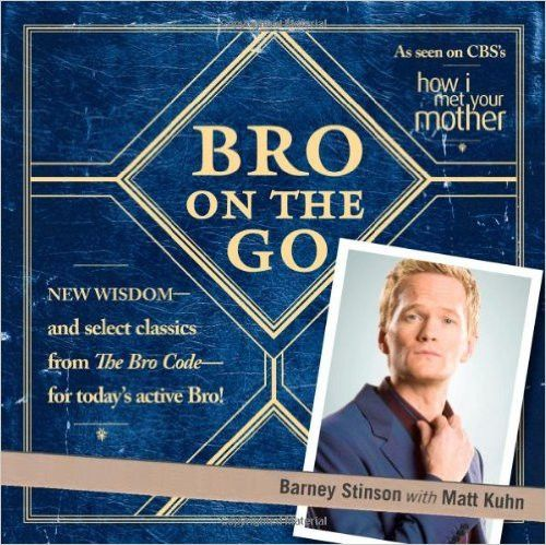"""From the hit TV show How I Met Your Mother, an abbreviated, """"on-the-Bro"""" version of the classic New York Times bestseller The Bro Code, featuring a new introduction by author Barney Stinson.When The B"""