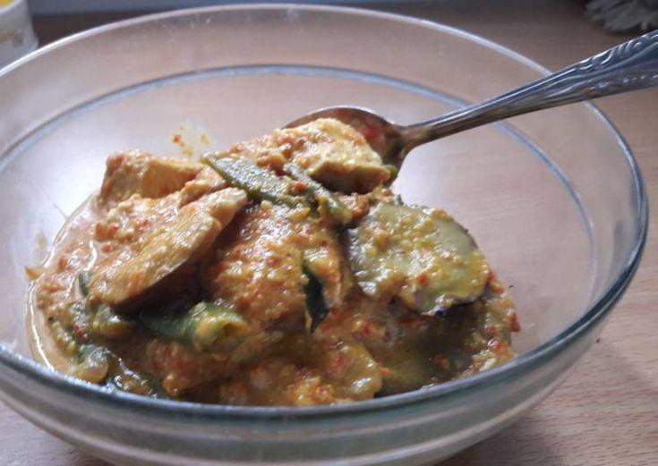 resep gulai jariang khas minang oleh lara permata sari resep gulai resep makanan Resepi Rendang Ikan Kembung Enak dan Mudah