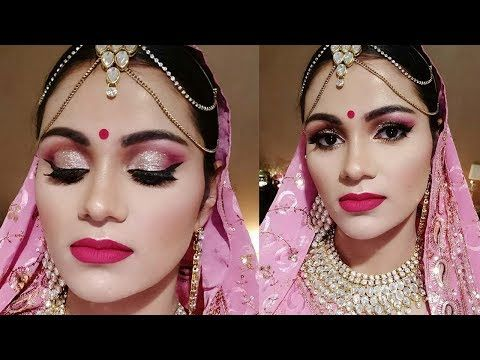 INDIAN Asian BRIDAL Makeup Tutorial In HINDI |Full HD MAKEUP http://makeup-project.ru/2017/11/16/indian-asian-bridal-makeup-tutorial-in-hindi-full-hd-makeup/