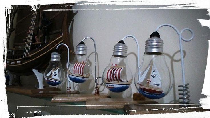 Ships in Bulb #shipinbulb #ship #in #bulb