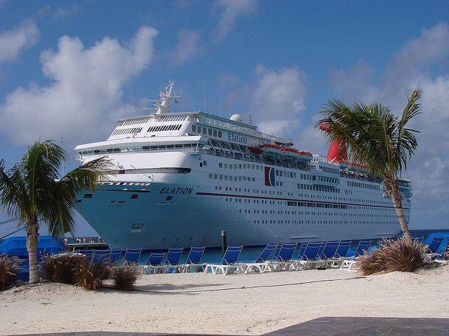 Carnival Elation cruise ship image