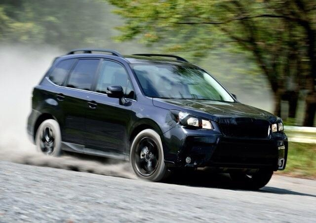 2014 Turbo Forester