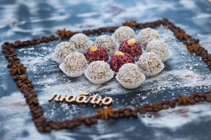 Натуральные конфеты ручной работы. Днепр