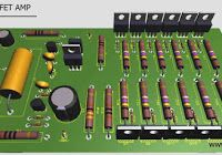 This Power Amplifier Class-D D2KFullbridge with have output power about 2000W, see the schematic and PCB layout design here and make it this high power amplifier.