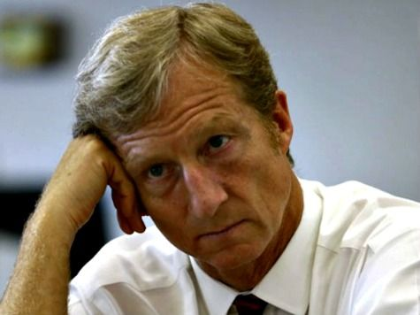 U.S. Mid-Terms, Tom Steyer and the Death of 'Climate Change' As a Serious Political Issue