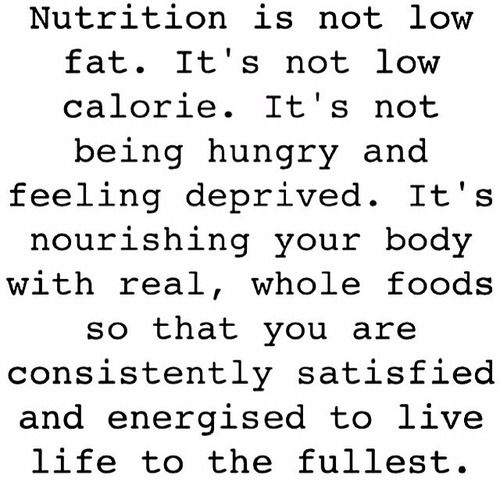 THIS is nutrition. Eating and thriving. Finding your set point, whatever that may be. Let your body to do what it needs to do without your conscious interference. #eatingdisorders #EDrecovery #recovery