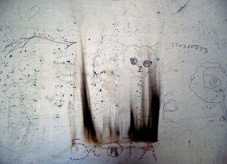 Creativity on the wall