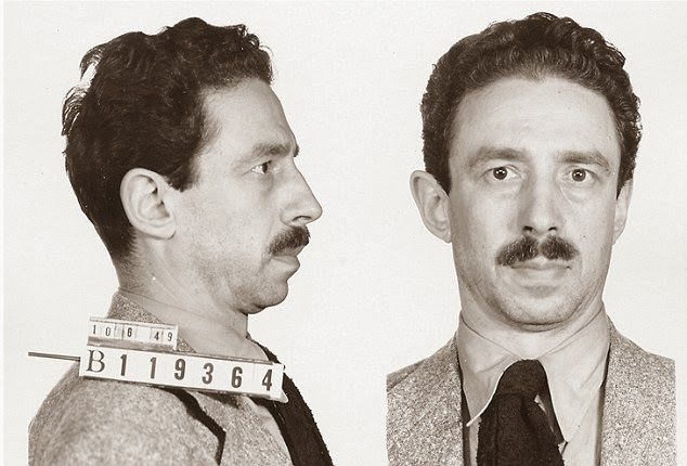 Skipped town: LA surgeon Dr George Hodel reportedly skipped town before he could be arrested in connection with the murder of Elizabeth Smar...