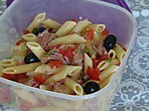 Ricette Pasta Fredda da spiaggia giallo zafferano ricette facili