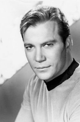 Captain James T. Kirk.  William Shatner (Star Trek, the original).  Would you rather have played Spock?