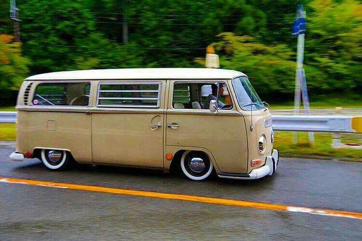Slammed vw bus not just a van pinterest for 16 window vw bus for sale