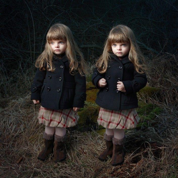 Девочки-близнецы Терезы Влчковой | СПЛЕТНИК