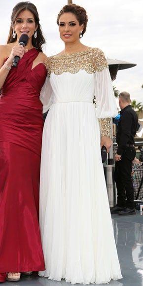 galilea's dress