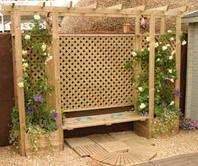 САН Ландшафтный дизайн и проектирование, озеленение и благоустройство – Перголы, шпалеры, арка деревянная, установка арок
