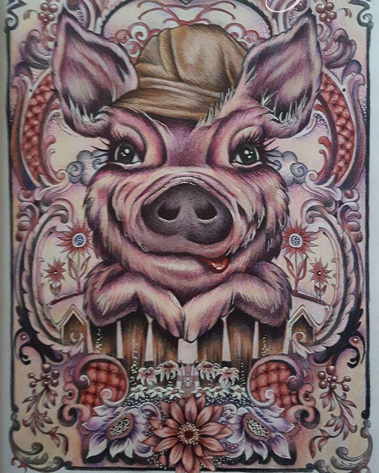 Bennett Kleins Characters Book Marco Raffines Whsmith Pencils Bennettklein Colourmysketchbookcharacters Coloringforadults